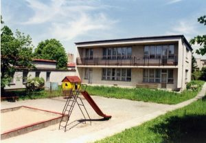 Mateřská školka v letech 1975